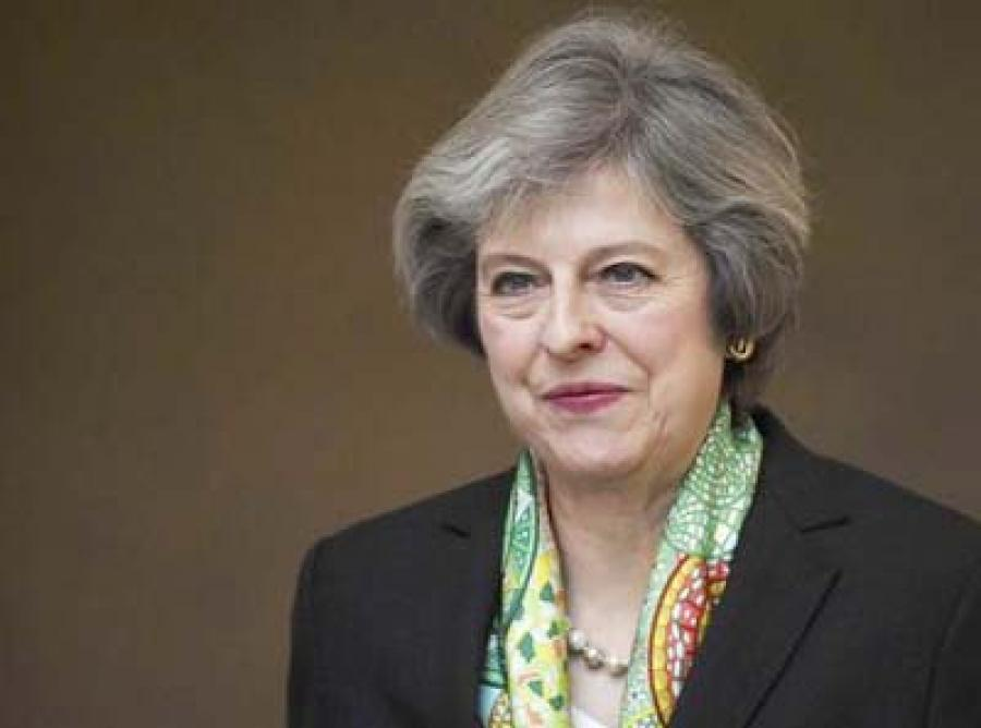May to reveal 'global Britain' Brexit plan