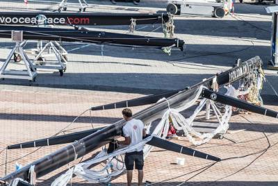 Future Fibres: Chosen as supplier of one design high performance rigging for the 36th America's Cup