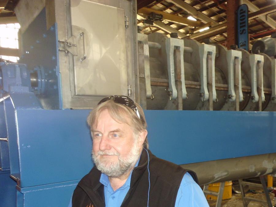Britain is Re-Emerging Market for NZ Export Meat Processing Machinery declares Tekam's Ken Evans
