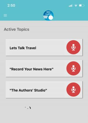 The MSCTravelDesk Travel Podcasts