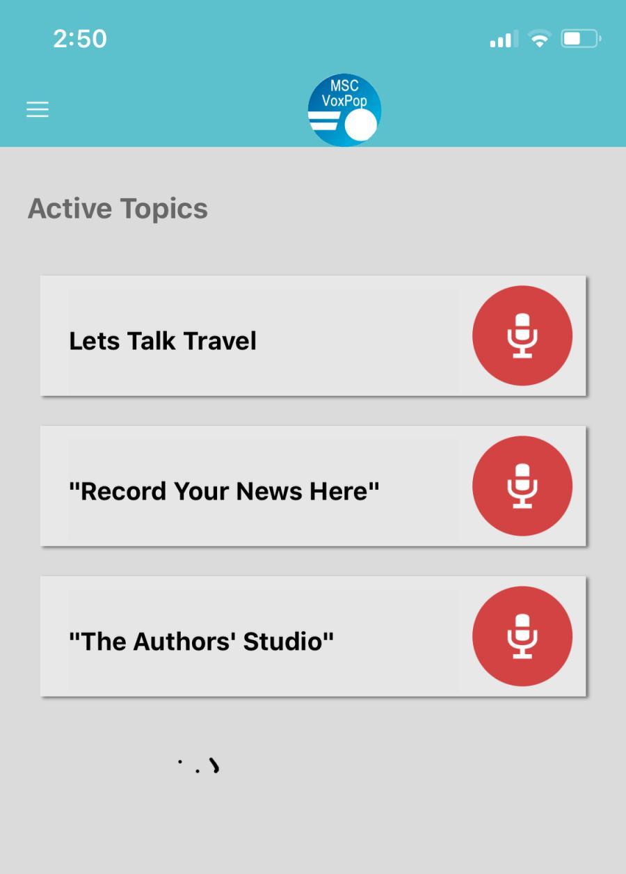 The MSCTravelDesk Travel Podcasts