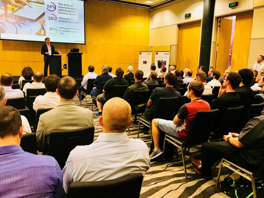 Rockwell Automation TechED in Auckland revealed the latest technologies for high performance manufacturing and production