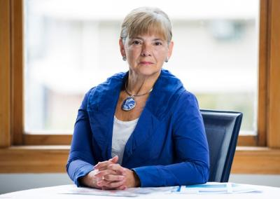 Suzanne Snively - Chairman of Transparency International New Zealand