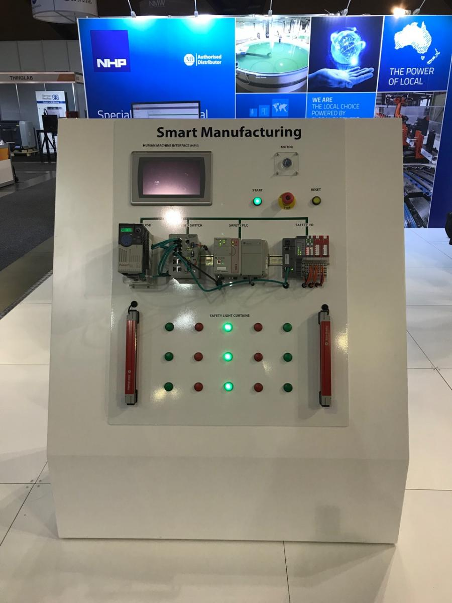 NHP revealed the latest connected technologies at NMW