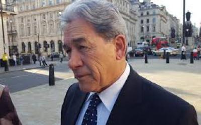 Statesman Winston Peters Primes New Zealand for Imperial Preference Restoration