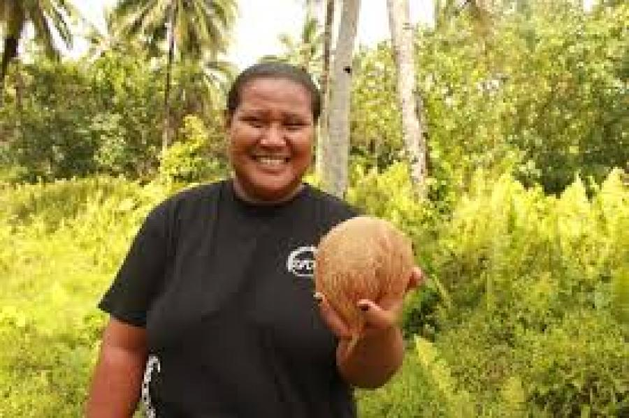 Coconut growers in the South Pacific get a fair go