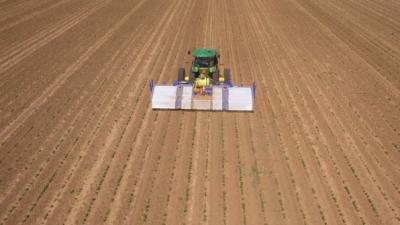 """""""You can imagine that growers see dollars and cents when they see a 95% reduction in herbicide spend–that clearly gets them interested."""""""