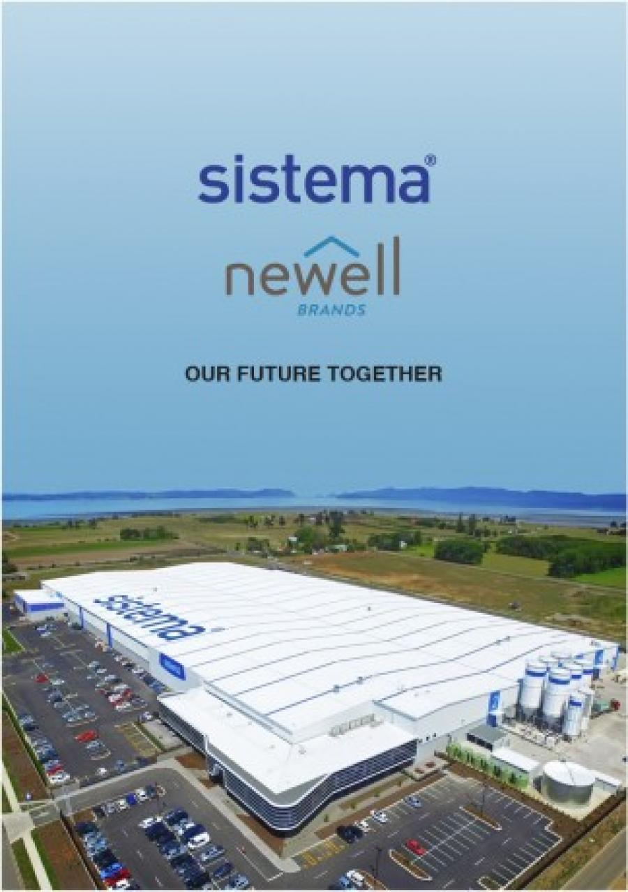 USA giant Newell Brands buys Sistema Plastics and commits to manufacturing in NZ for twenty years