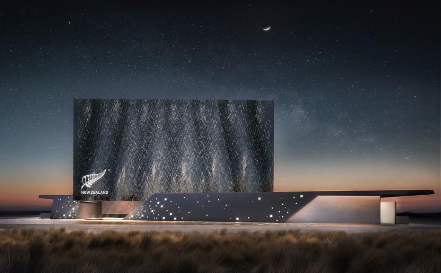 Revealed: New Zealand's sustainability-focused Expo 2020 pavilion