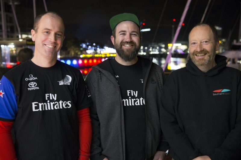 Southern Spars boat builders rejoice over America's Cup TeamNZ win