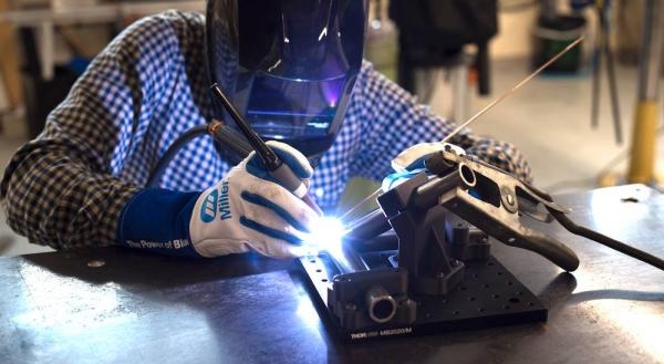 How 3D printing your welding fix