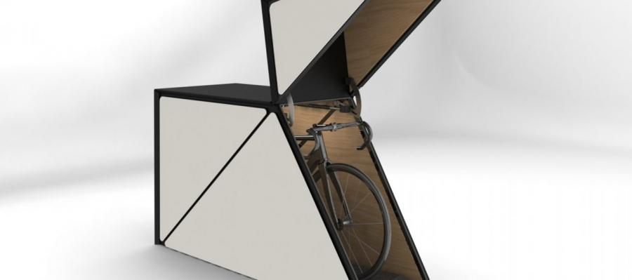 Box craft: when bike storage gets stylish