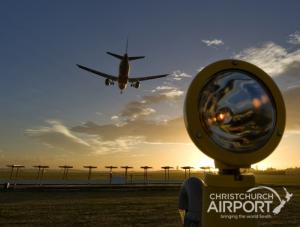 Busiest month ever at Christchurch Airport