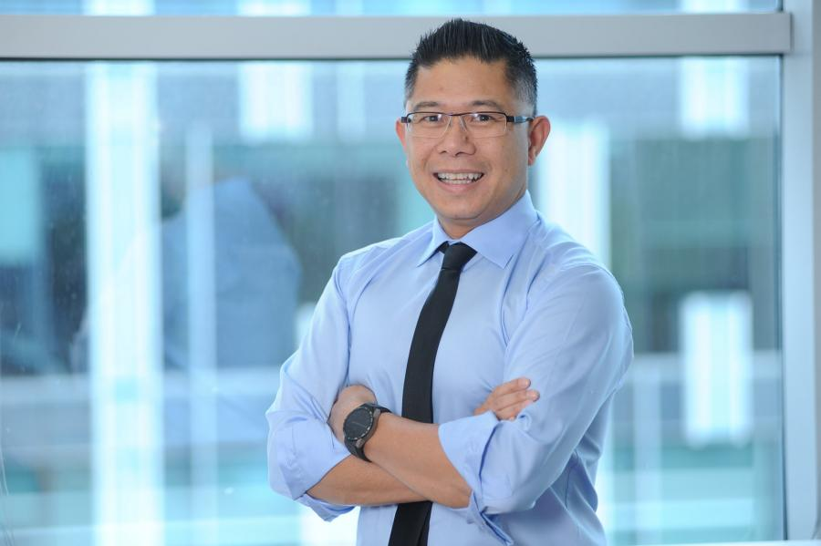 Leading tech businessman honoured at AUT excellence awards