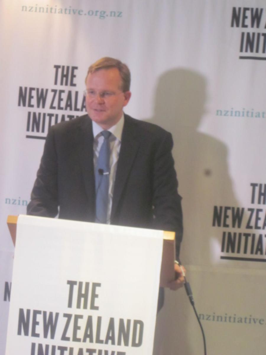 Five Questions For Dr Oliver Hartwich executive director New Zealand Initiative  ....