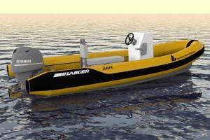 Yamaha coach boats for Yachting New Zealand