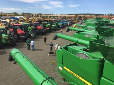 Dubbo Auction Attracts New Zealand Buyers