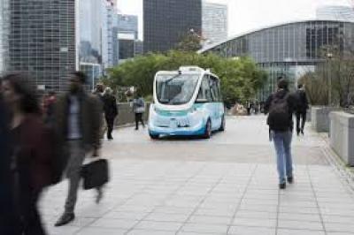 Autonomous Passenger Vehicle Goes Operational and we conduct Road Test