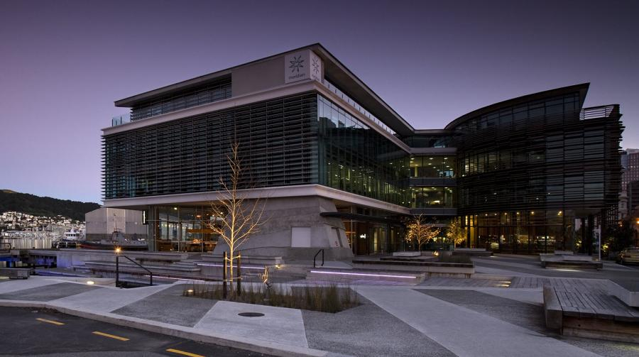Wellington building obtains New Zealand's first 6 star rating