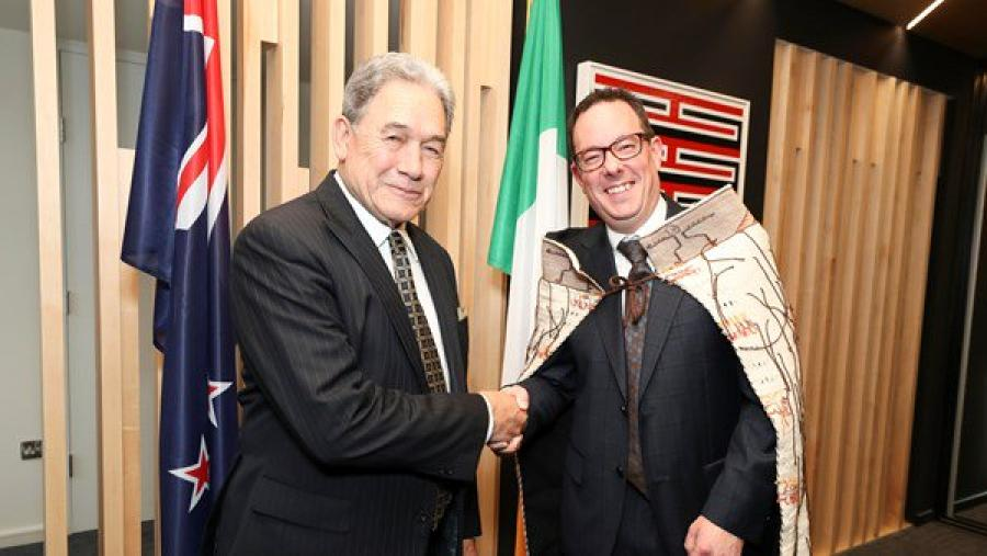 New Zealand opens first embassy in Dublin