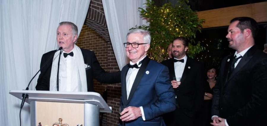 New Zealand's ambassador to the United States Tim Groser has had his hands full dealing with Donald Trump.