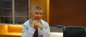 """Trade and Export Growth Minister David Parker says New Zealand must guard against """"the excesses of globalised capital"""". Photo: Sam Sachdeva."""