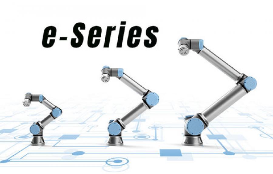 Universal Robots Launches e-Series Range