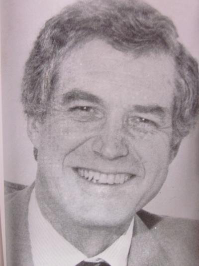 Databank's Gordon Hogg was Nation's first Technocrat