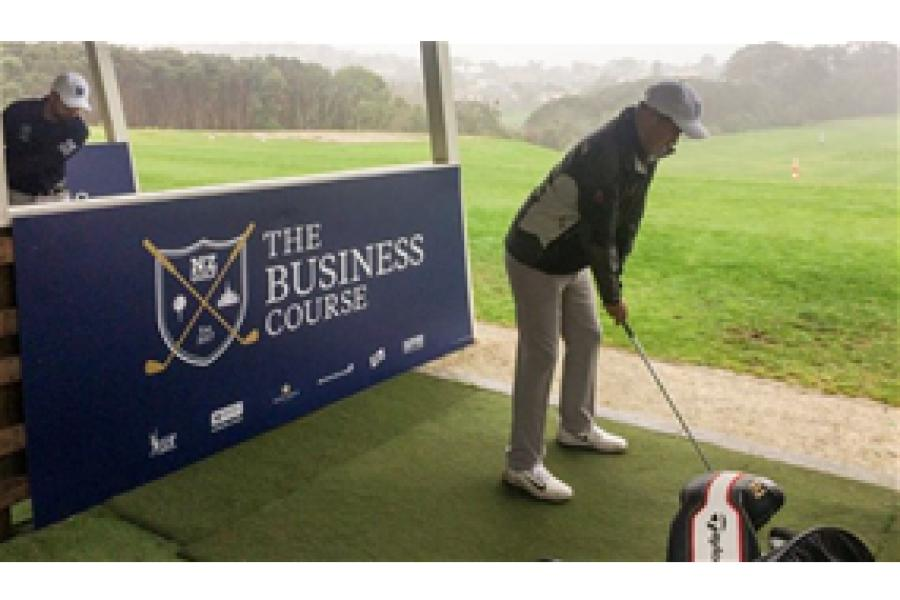 New Zealand Golf and the University of Auckland team up for business course