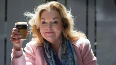 National Party's Judith Collins MP Awaits Her Coronation