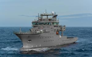 New support vessel purchased for the Navy