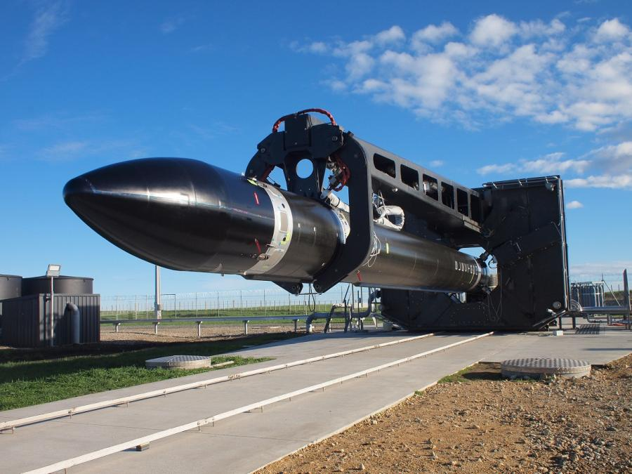 Rocket Lab Signs Launch Contract with Spaceflight