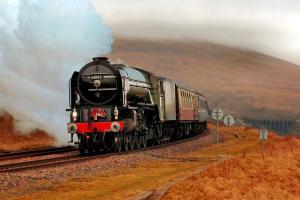 Tornado - Royal Scotsman
