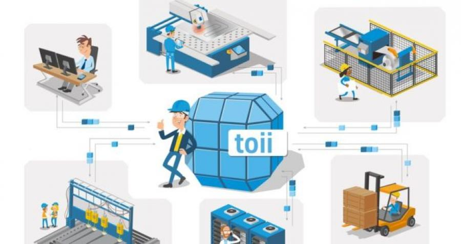 Breakthrough in the digital transformation: thyssenkrupp connects machinery