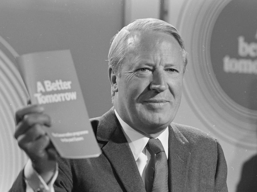 Reporter at Brentry & Brexit says Ted Heath was the Genuine Article