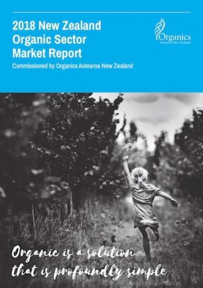 Organics exports rise