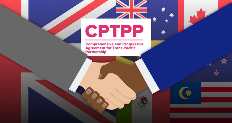 There are immense trading opportunities in the Pacific region – but not while we're shackled to the EU's customs union
