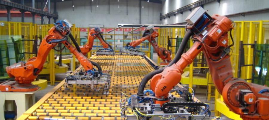 Rise of the machine manufacturer
