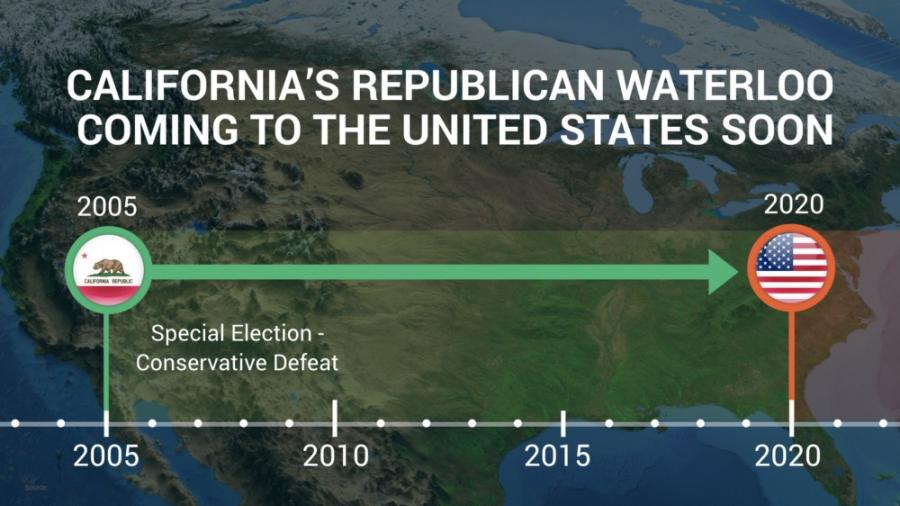 Why California Politics Is Always 15 Years Ahead