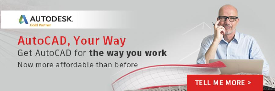 AutoCAD Your Way with CADPRO Systems