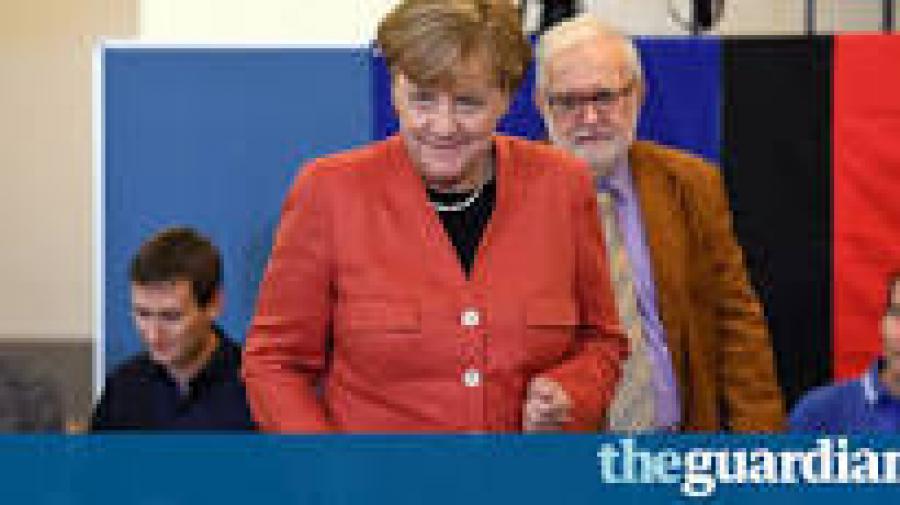 German elections 2017: Angela Merkel wins fourth term