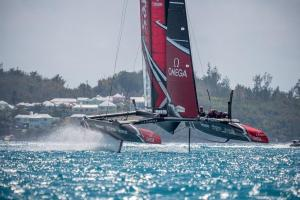 America's Cup - C-Tech's five Cup campaigns with Emirates Team NZ