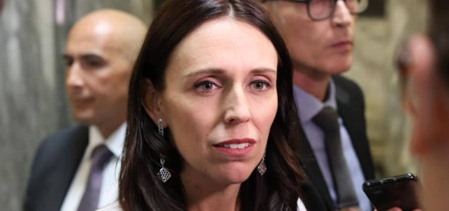 """Jacinda Ardern has affirmed that a close relationship with the US is """"fundamental"""" to New Zealand's foreign policy outlook."""