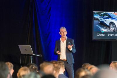 NZTech board member Leigh Flounders