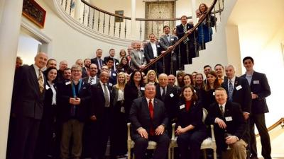 Sydney was the first stop for an Alabama delegation on a trade mission to Australia and New Zealand. (Made in Alabama)