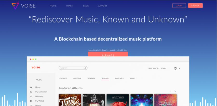 Blockchain-based Voise Platform Releases Masternodes on the Ethereum Network