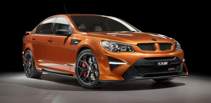 GTS-R W1: A smoky salute to the classic Australian V8
