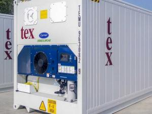 First leasing company invests in new model refrigerated containers