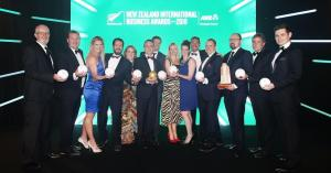 Software company takes out overall title in New Zealand's leading export business awards.