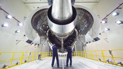 Rolls-Royce triples capacity to fix Trent 1000 engines